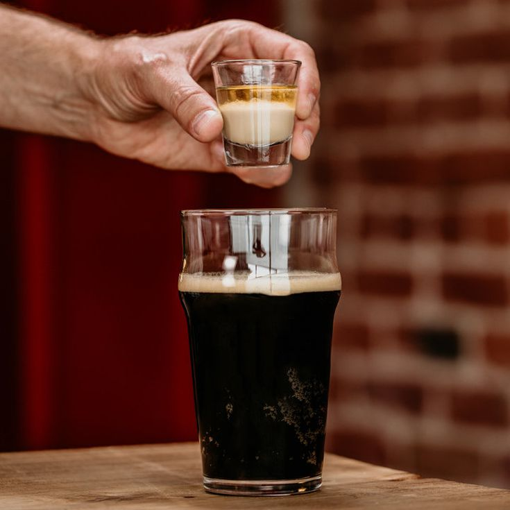 An Irish Car Bomb